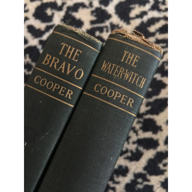 James Fenimore Cooper Library- Set of 10 - Image 10 of 11