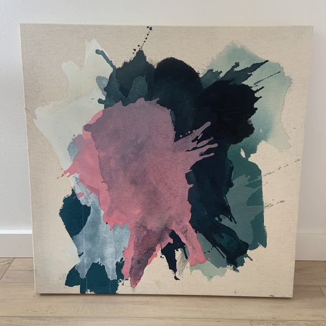 Contemporary Abstract Acrylic Painting by Ross Severson For Sale - Image 9 of 9