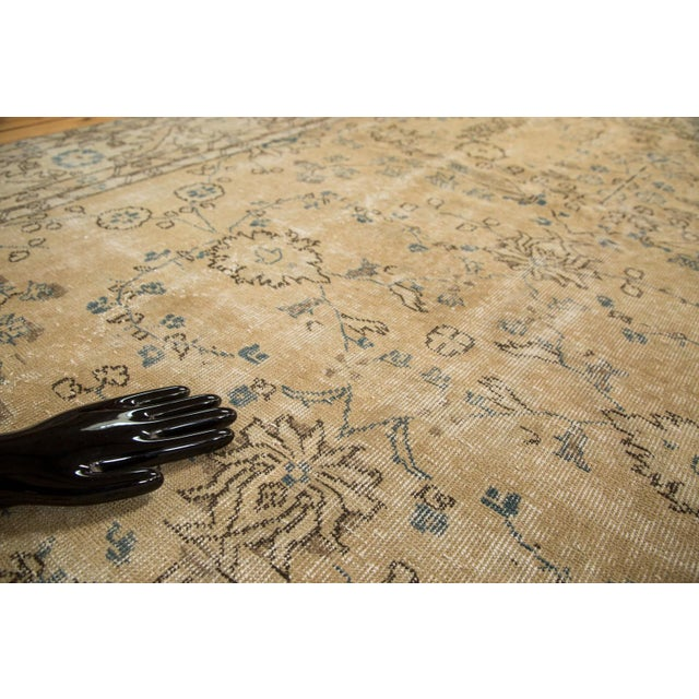 "Vintage Oushak Carpet - 7'1"" x 10' - Image 5 of 7"
