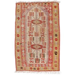 Turkish Prayer Kilim For Sale