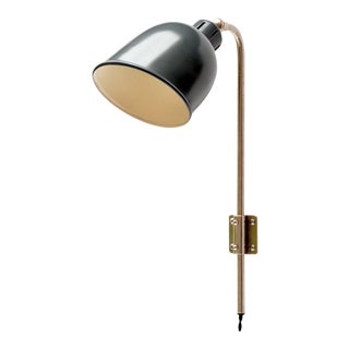 Alfred Muller Wall Lamp by Amba Basel, Switzerland 1940s For Sale