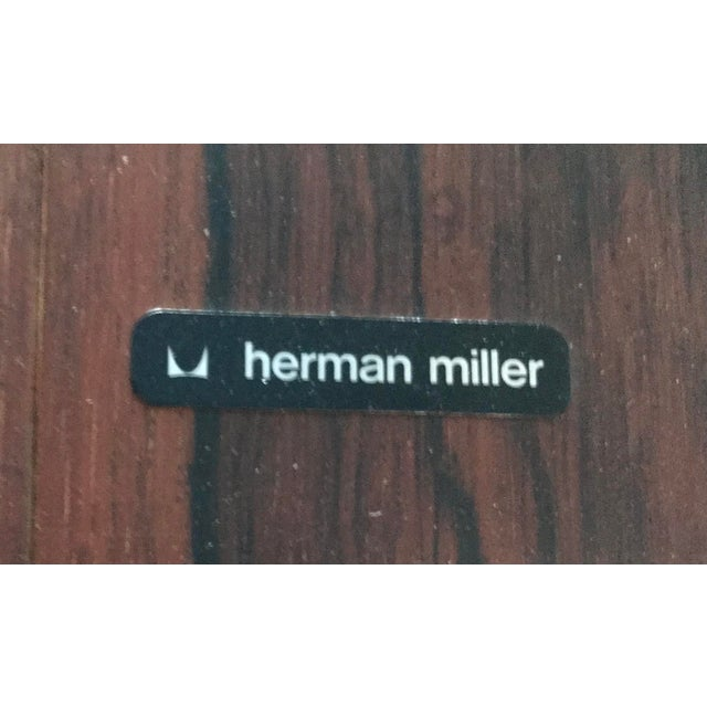 """78""""d Eames Herman Miller Rosewood Conference Table For Sale - Image 10 of 12"""