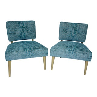 Kroehler Mid-Century Modern Chairs - A Pair For Sale