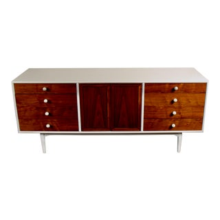 Drexel Declaration Lacquered Low Dresser by Kipp Stewart For Sale