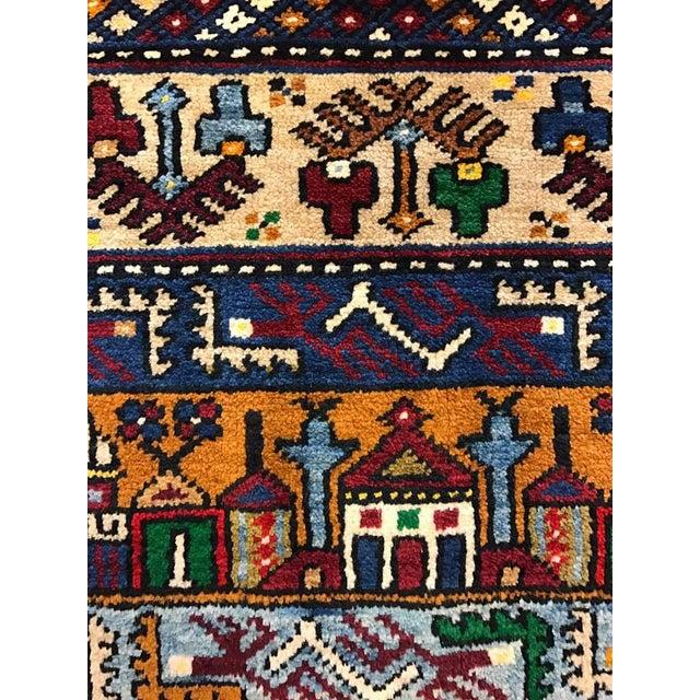 Turkish Vintage Yahyali Rug - 3'8'' x 7' - Image 6 of 6