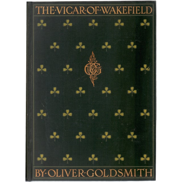 The Vicar of Wakefield by Oliver Goldsmith - Image 1 of 2