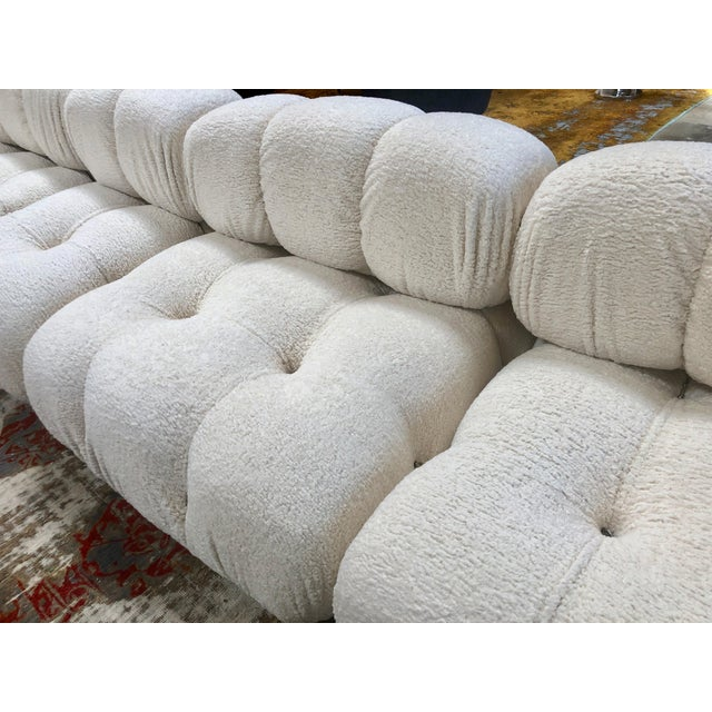 1970s Camaleonda Sectional Sofa by Mario Bellini For Sale - Image 9 of 11