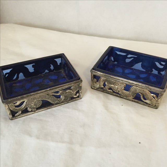 Vintage Japanese Jewelry Boxes - A Pair - Image 9 of 9