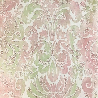 Le Gracieux Mariano Linen Designer Fabric by the Yard For Sale