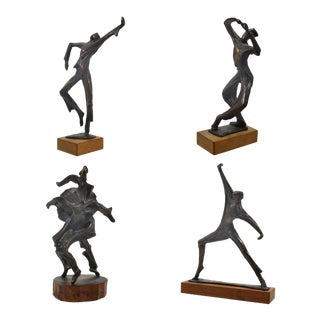 Robert Cook Bronze Sculptures For Sale