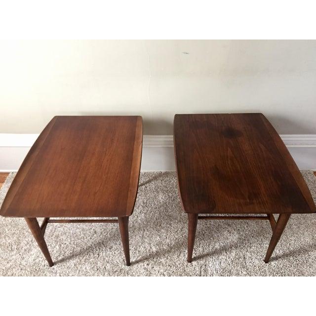 Bassett Side Tables - Pair - Image 6 of 11