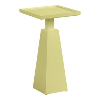 Casa Cosima Hayes Spot Table, Pale Avocado For Sale