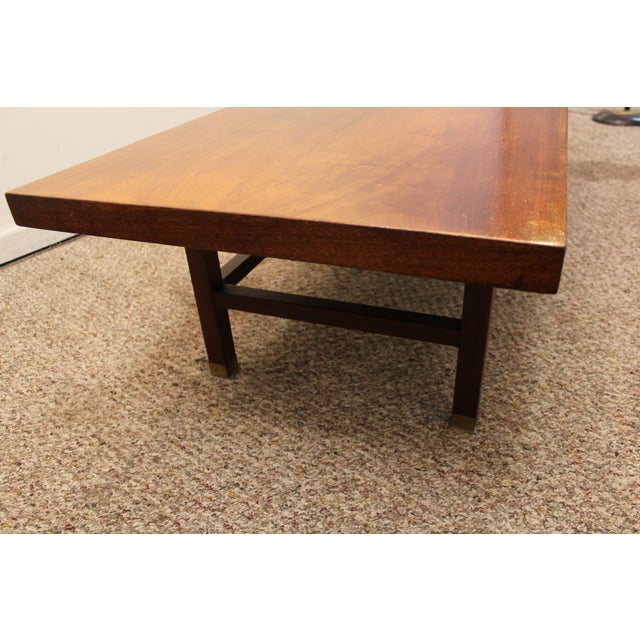 Mid-Century Modern H. Paul Browning Coffee Table - Image 7 of 11