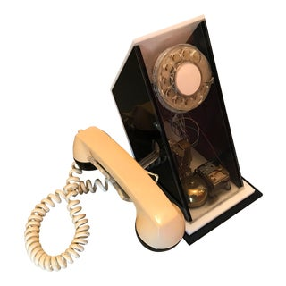 Unique Vintage Stromberg Carlson Acrylic Telephone For Sale