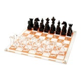 Image of Casacarta Horse Chess Board For Sale