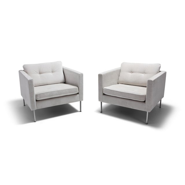 Pierre Paulin 446 Pair of Rare Club Chairs for Artifort For Sale - Image 10 of 10