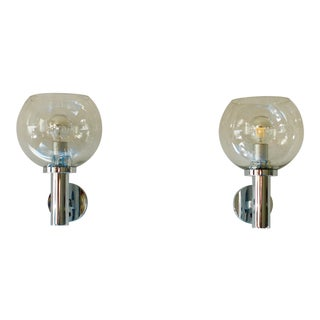 1970s Details About Wall Sconces by Staff - a Pair For Sale
