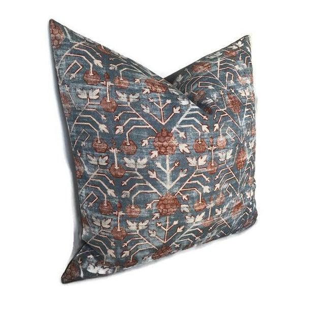 Patterned Zak & Fox Khotan Pillow Cover - Image 2 of 5