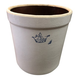 Vintage Ironstone Crock For Sale