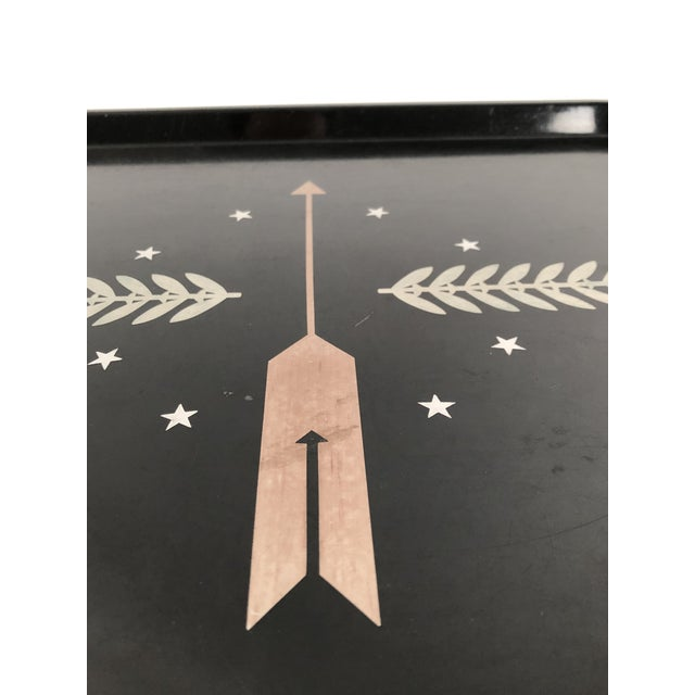 Art Deco George Switzer Inlaid Resin Tray for Micarta, Circa 1930s For Sale - Image 10 of 11
