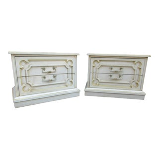 Drexel Mariano Nightstands - A Pair