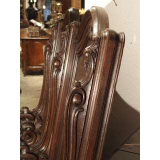 19th Century Sculpted Oak Stall From a Private Chapel in Liege, Belgium Preview