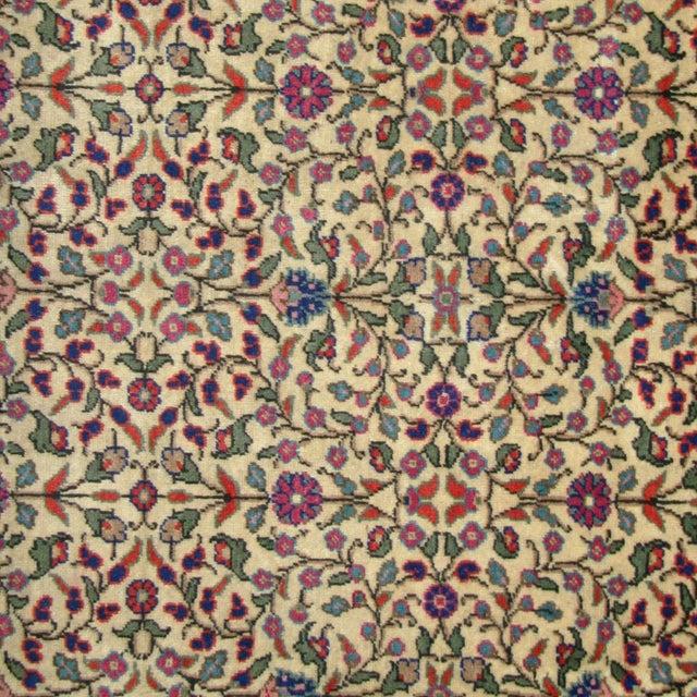 "Vintage Turkish Kayseri Carpet - 3'11"" x 5'9"" - Image 2 of 4"