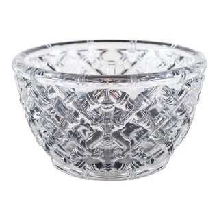 Tiffany & Co. Bamboo Pattern Bowl For Sale