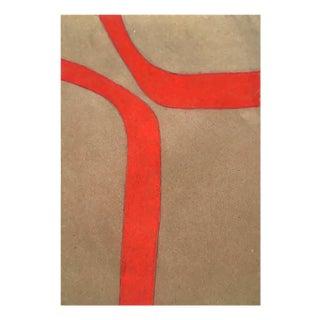 "Fieroza Doorsen ""Untitled (Id. 1289)"", Painting For Sale"