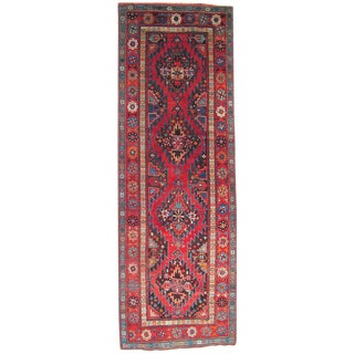 Antique Karabagh Runner For Sale