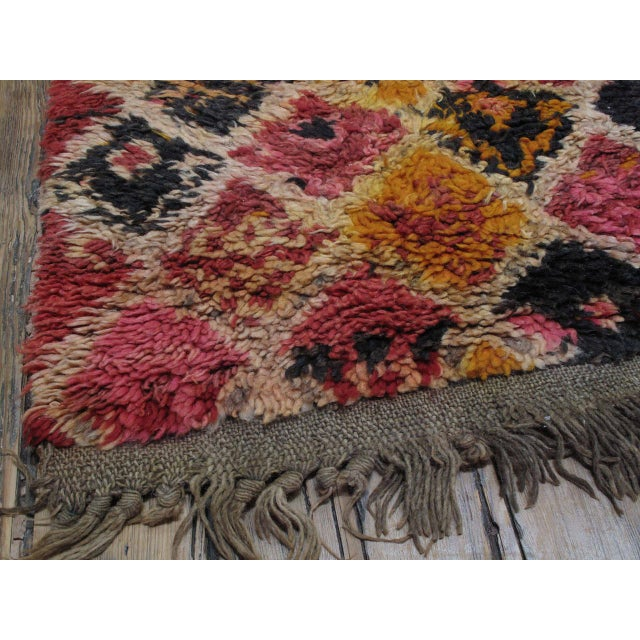 Ait Youssi Moroccan Berber Rug For Sale - Image 4 of 10