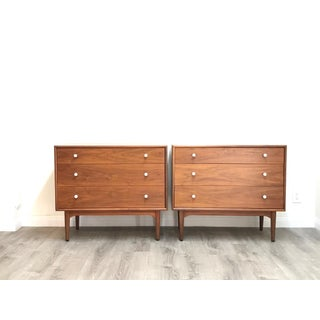 Mid Century Drexel Declaration Chest of Drawers by Kipp Stewart-a Pair Preview
