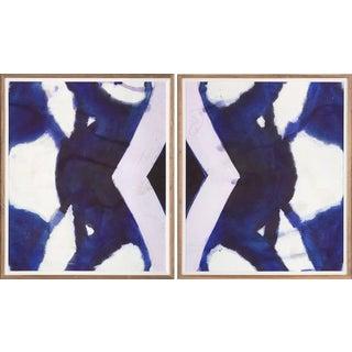 Caxias Diptych Art Print - Framed For Sale