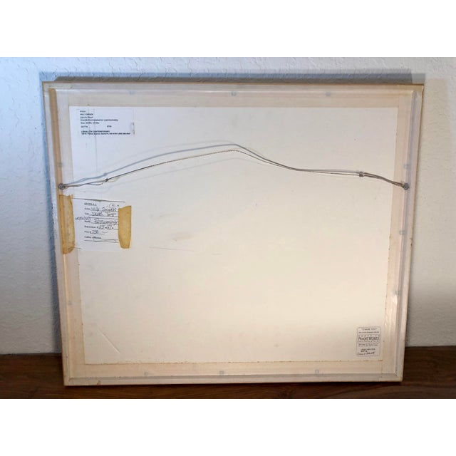 1980s Vintage Original Abstract Photograph by Willy Skigen For Sale - Image 10 of 13