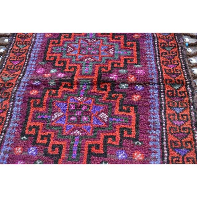 Pushti Tribal Floor Cushion For Sale - Image 4 of 7