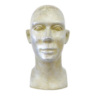 Solid Aluminum Head Model For Sale