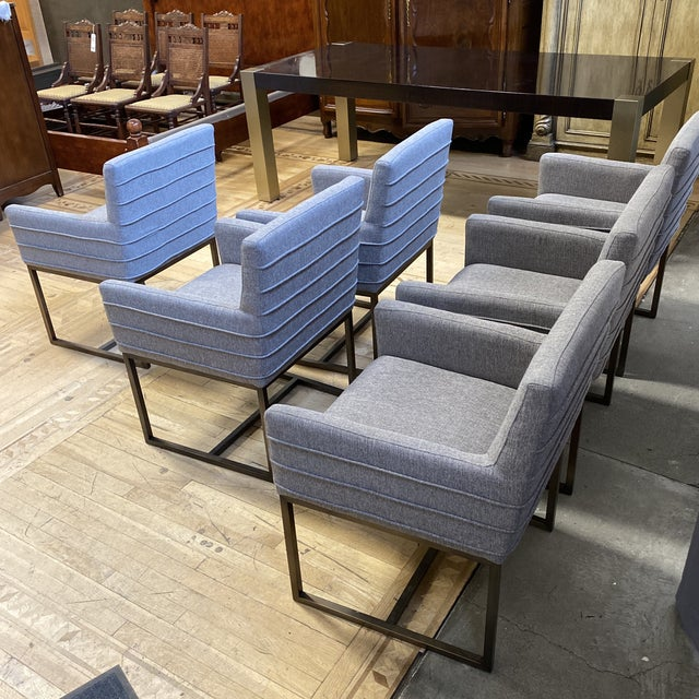 2010s Universal Furniture Cooper Chairs - Set of Six For Sale - Image 5 of 13