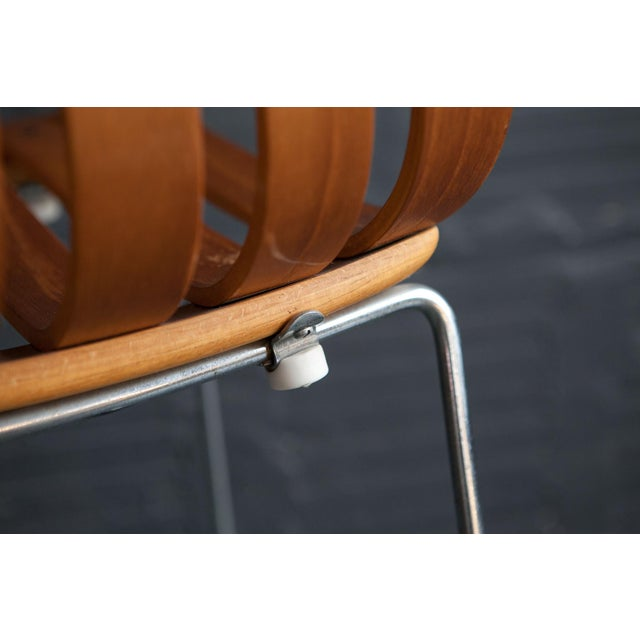 Hans Brattrud Scandia Chairs - Pair For Sale - Image 9 of 9
