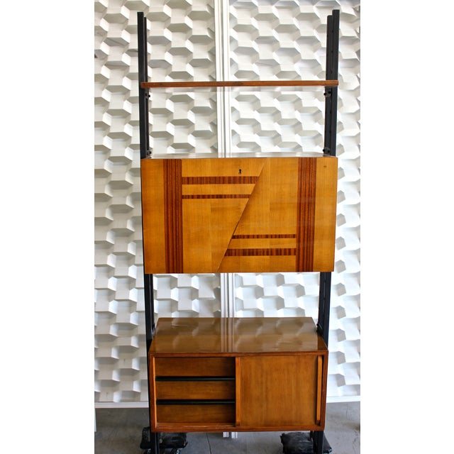 Mid Century Modern Italian Bar & Display Unit - Image 2 of 6