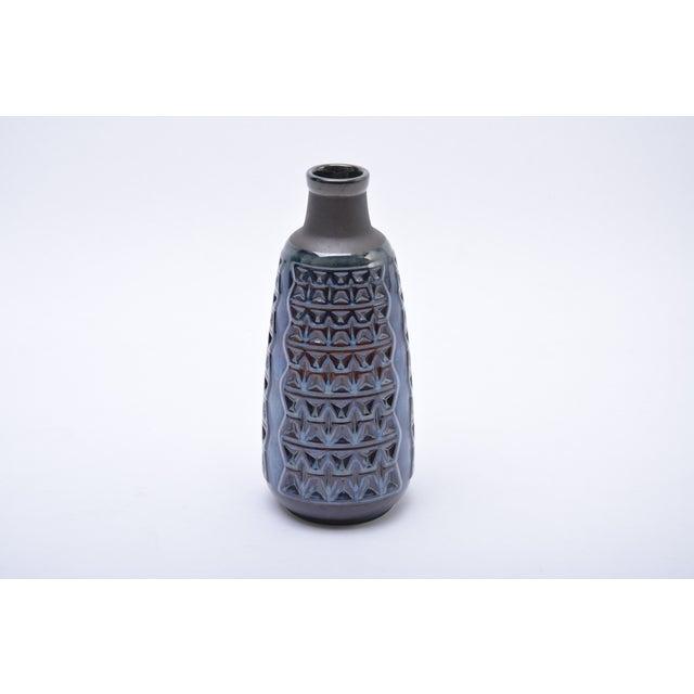 Midcentury Danish Stoneware Vase by Einar Johansen for Soholm For Sale - Image 9 of 9