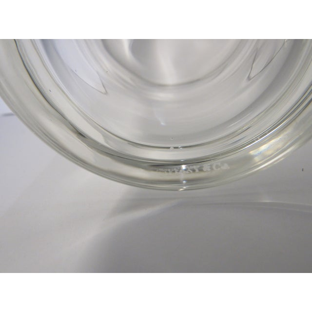 Low Ball Glasses by Tiffany & Co - Set of 4 For Sale In West Palm - Image 6 of 13