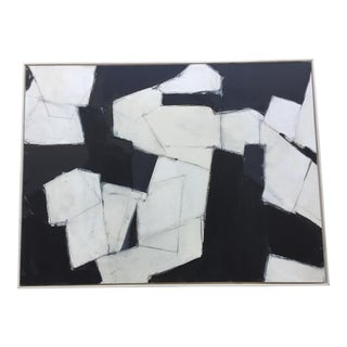 Kimberly Moore Abstract Painting, Number 7