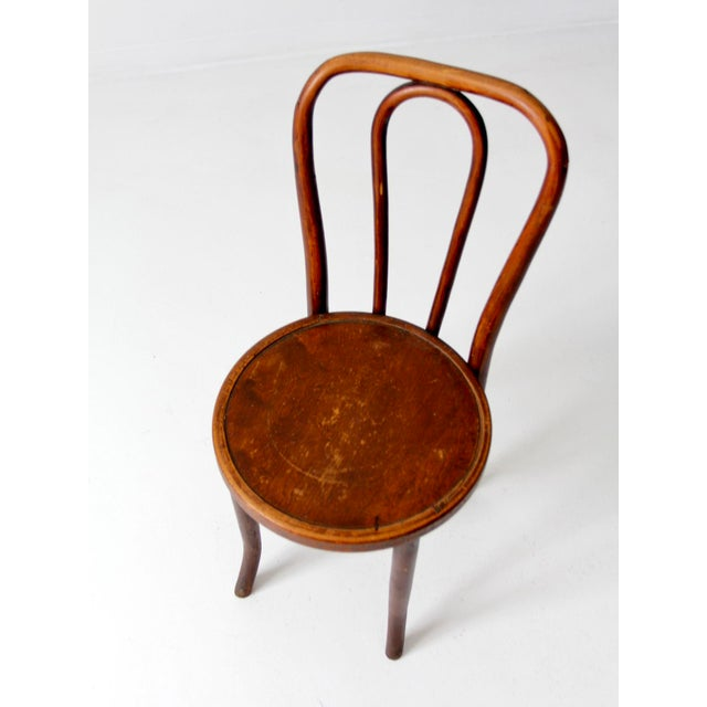 Brown Antique Bentwood Chair For Sale - Image 8 of 9 - Antique Bentwood Chair Chairish