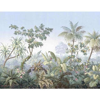 "Casa Cosima Classic Jacinda Wallpaper Mural - 5 Panels 180"" W X 120"" H For Sale"