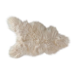 Long-Haired Icelandic Sheep Skin