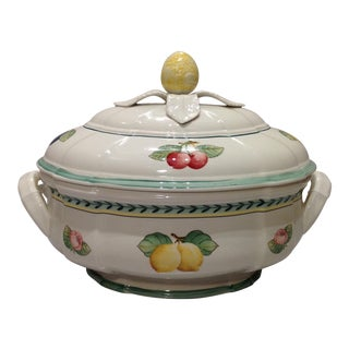 "Villeroy & Boch ""French Garden"" Tureen"