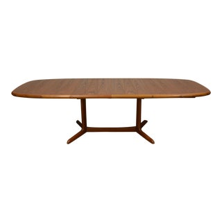 Danish Teak Ansager Møbler Dining Table