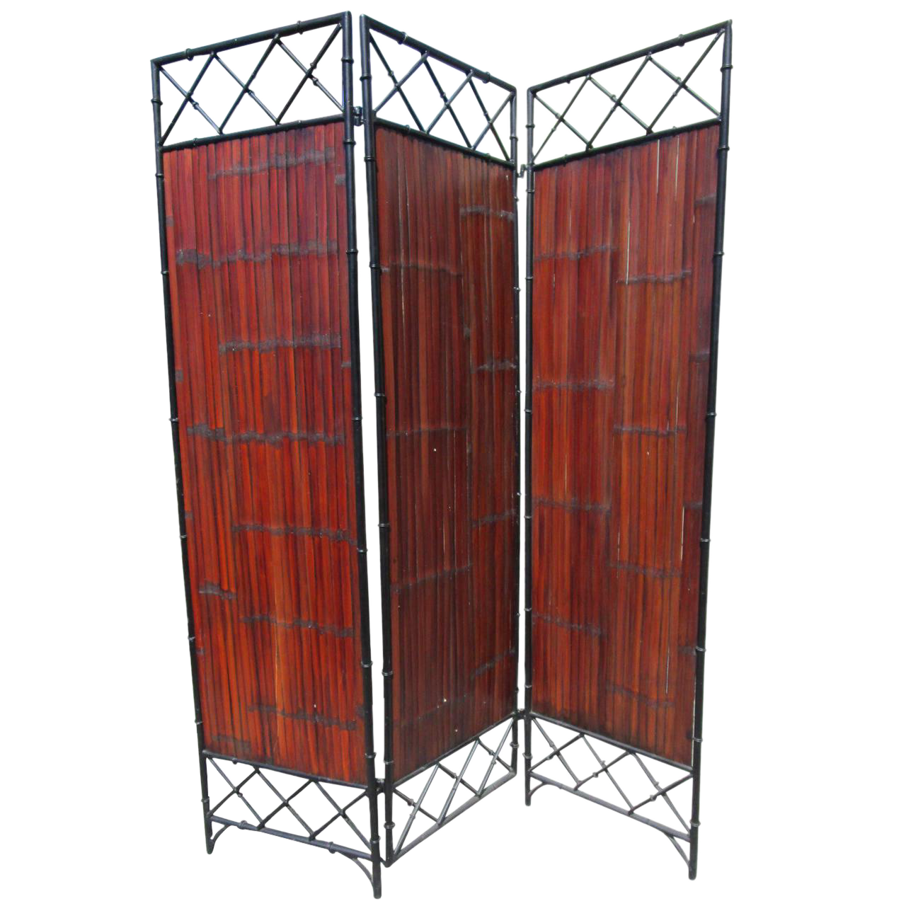 Vintage Used Bamboo Screens and Room Dividers Chairish