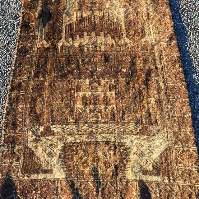 Baluchi Persian Rug - 2′10″ × 4′6″ - Image 3 of 8
