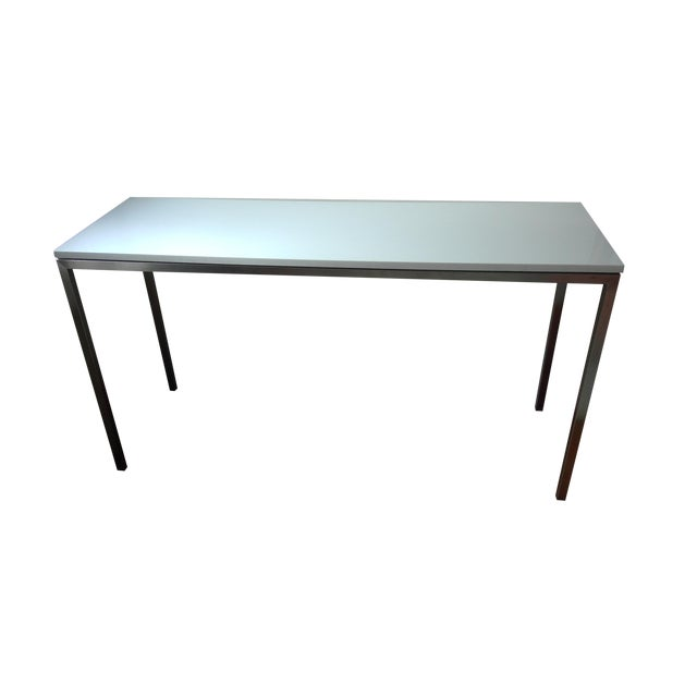 Room Board Portica Console Table Chairish - Room and board console table